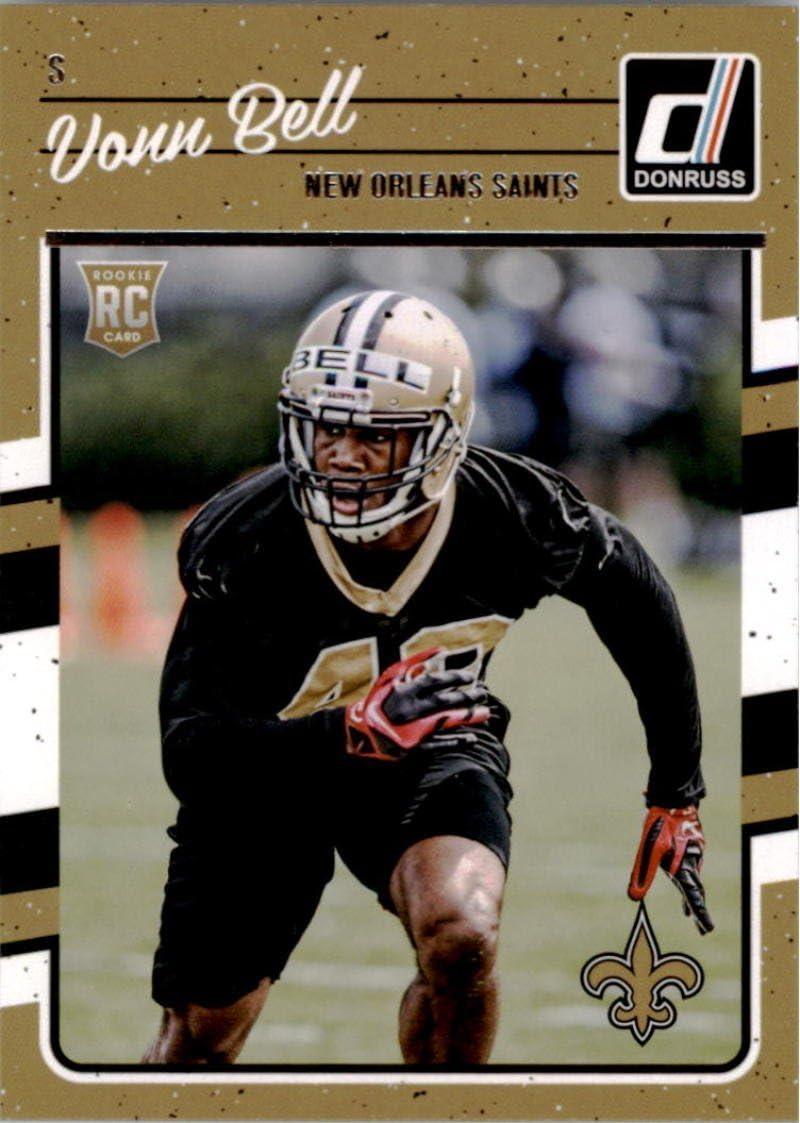 Rookie 2016 PANINI DONRUSS football card!!! #346 Vonn Bell,