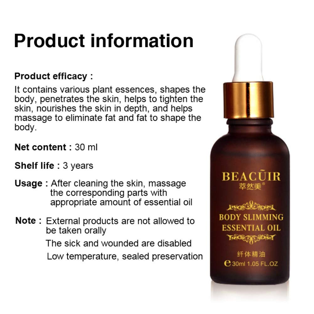 Amazon.com : Slimming Essential Oil Massage Essential Oils Relax  Therapeutic Body Massage Oil Massage Slimming Body Oil Essential Body Tummy  Firming Cream ...