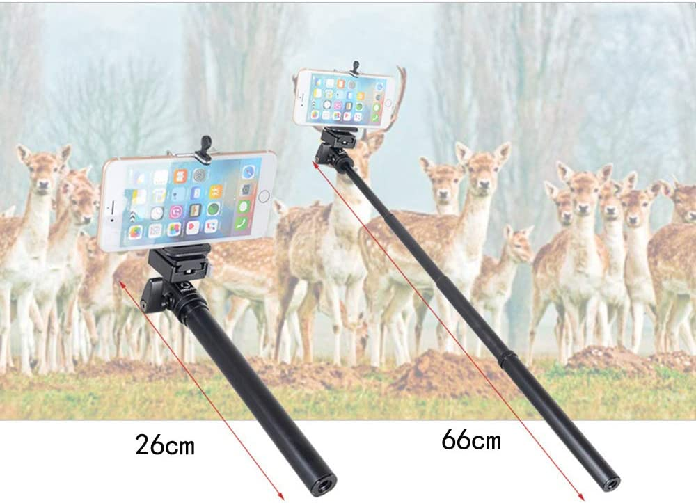 electronic SLR Camera Tripod High and Low Adjustable Tripod Set Suitable for SLR//Micro Single//Dv Dv Camera Large Tripod Tripod Set