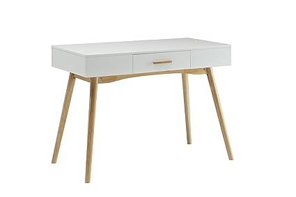 Astounding Amazon Com Convenience Concepts 203534 Oslo 1 Drawer Desk Home Interior And Landscaping Dextoversignezvosmurscom