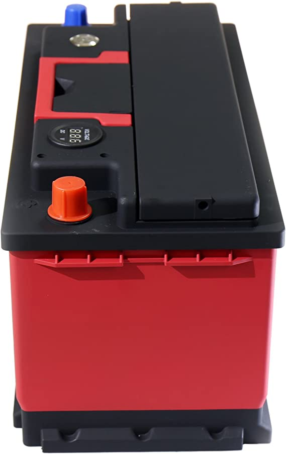 LiFePO4 - Batería de iones de litio para congelar el frío y el ...