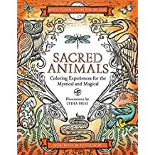 Sacred Animals (Coloring Books for the Soul)