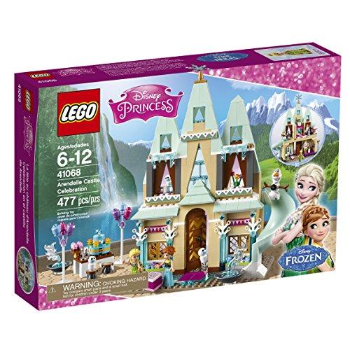 LEGO-Disney-Arendelle-Castle-Celebration-41068-Building-Kit