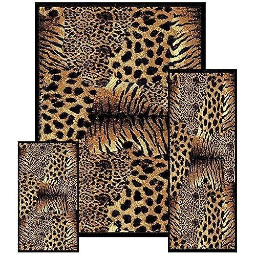 Animal Print Area Rugs: Amazon.com