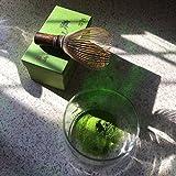 Black Bamboo Matcha Whisk - Japanese