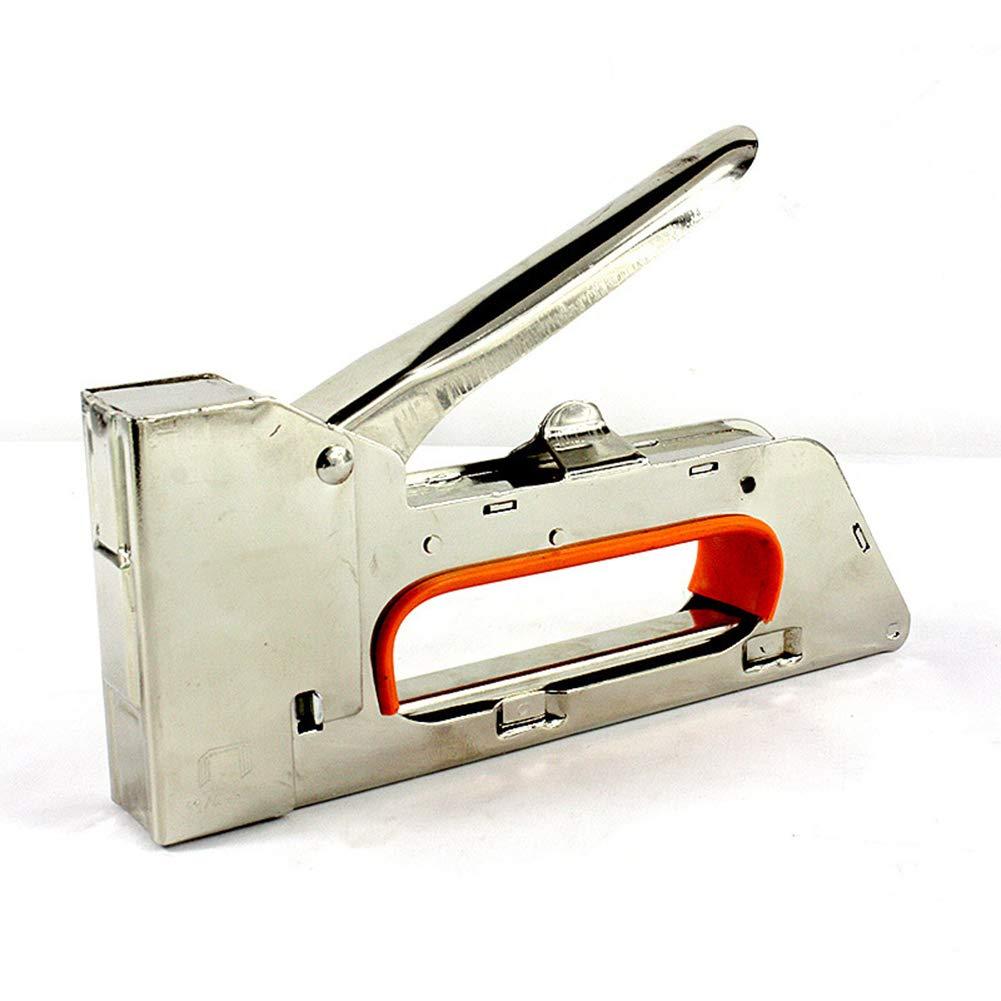 3 Way Staple Gun, Elitexion Three Way Tacker Staple Gun Kit #SDDDQ