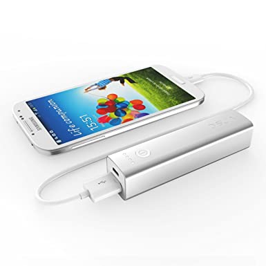 Amazon.com: Vinsic Tulip 3200mAh Power Bank, 5V 1A Portable External Mobile Battery Charger for iPhone 6 6s plus 5 5s, iPad, Samsung, Cell Phones and Tablet ...