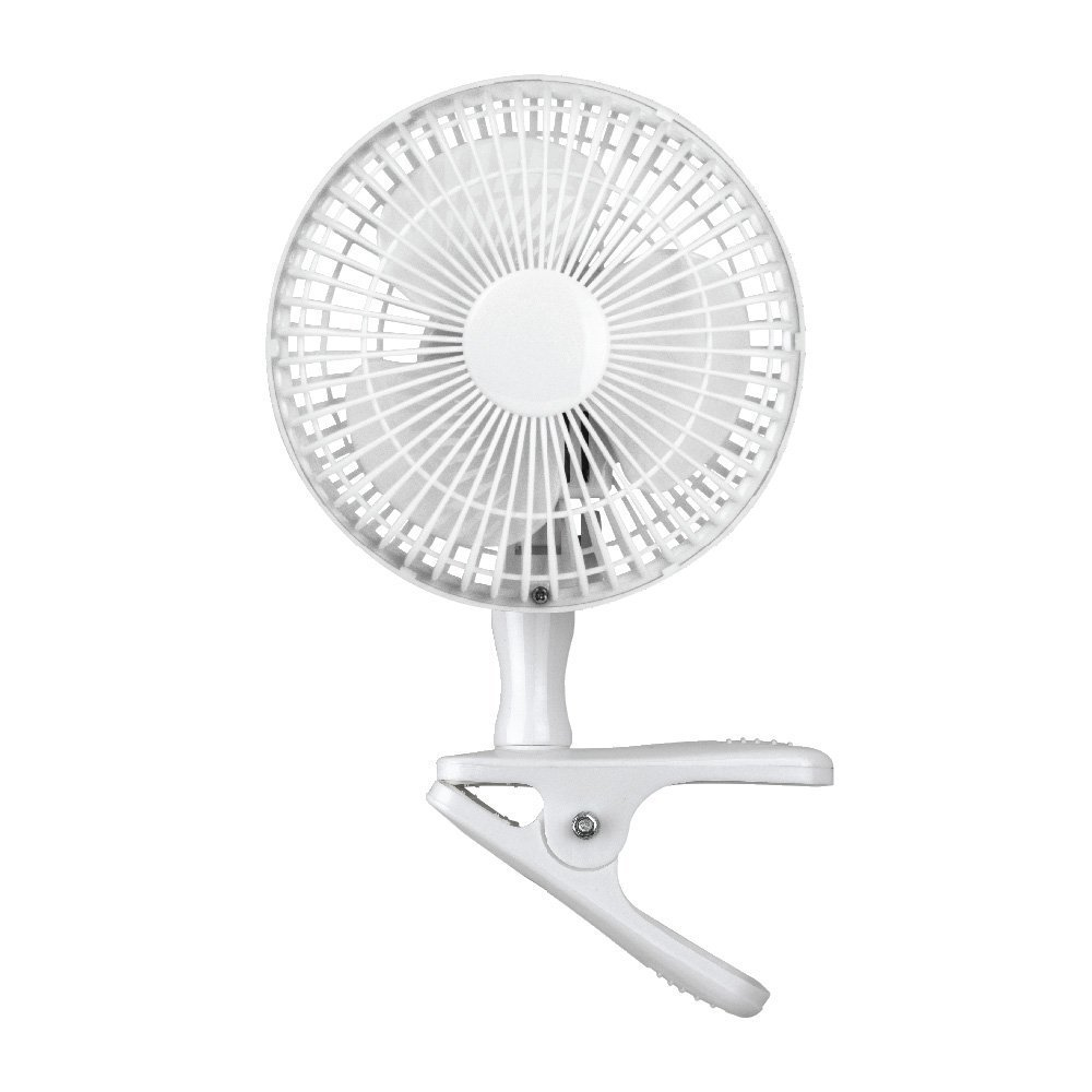 6 Inch Status Clip On Fan 2 Speed Adjustable Angle