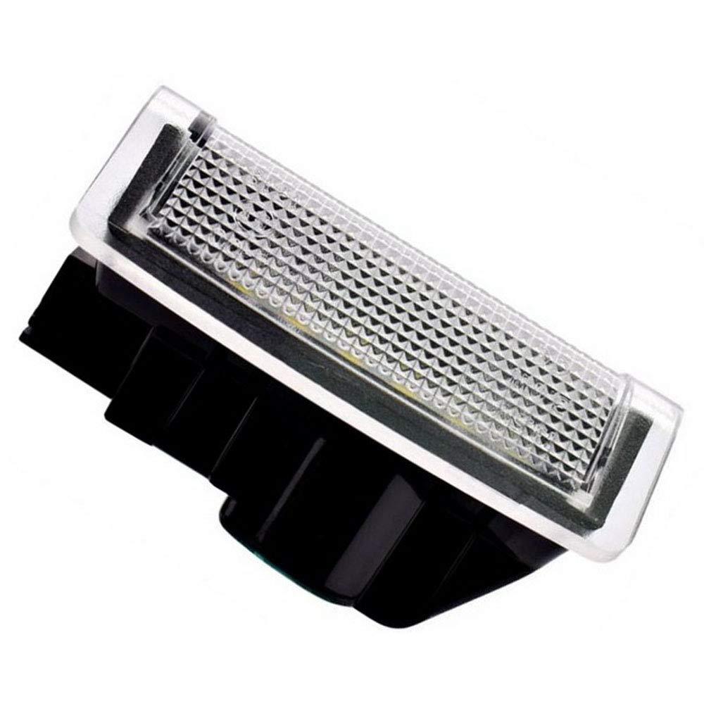 ENZ W204 W216 W217 W221 R230 C197 W212 W169 Canbus Boomboost 2pcs LED Luces de la Sombra del Footwell del Equipaje de la cortes/ía de la Puerta del Coche para Mercedes//B