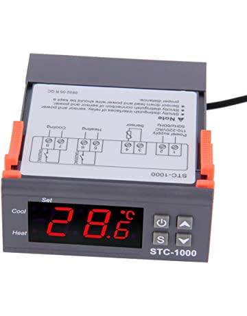 CH402 AC85-264V High Precision Smart PID Temperature Controller Thermostat Relay
