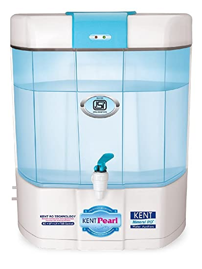 dc57e6d7 Kent Pearl 8L Mineral RO/UV/VF Water Purifier(White): Amazon.in: Home &  Kitchen