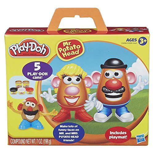 Play-Doh MR. POTATO HEAD Playset by - Play Doh Mr Potato Head