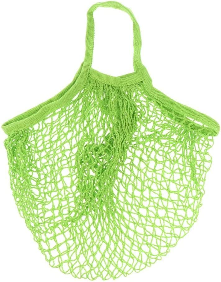 Aeromdale Mesh Bag Bolso de algodón orgánico Shopping Tote Net ...