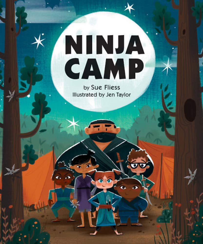 Ninja Camp: Amazon.es: Sue Fliess, Jen Taylor: Libros en ...