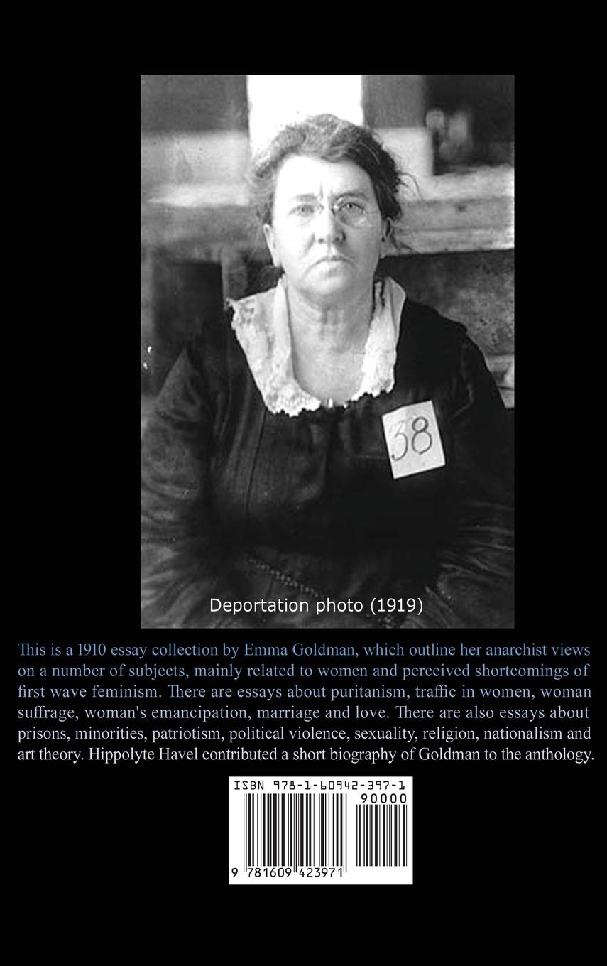 Anarchism And Other Essays Emma Goldman Hippolyte Havel  Anarchism And Other Essays Emma Goldman Hippolyte Havel   Amazoncom Books English Essays also Essays For Kids In English  Examples Of Essay Proposals