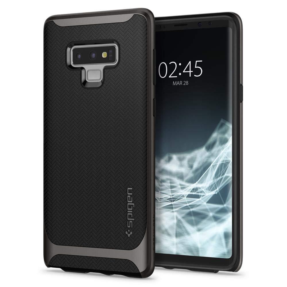 Spigen Neo Hybrid Designed for Galaxy Note 9 Case (2018) - Gunmetal