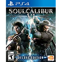 SOULCALIBUR VI: PlayStation 4 Deluxe Edition