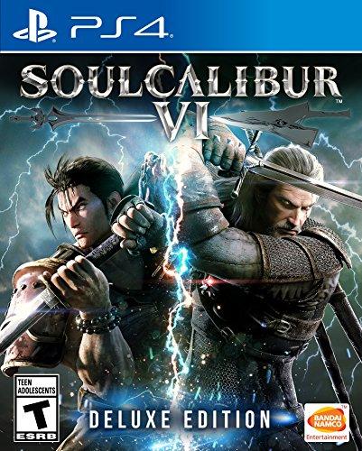 61hlm IQsRL - Soulcalibur VI - PlayStation 4 Deluxe Edition