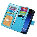 Samsung S8 Case, Joopapa Galaxy S8 Wallet