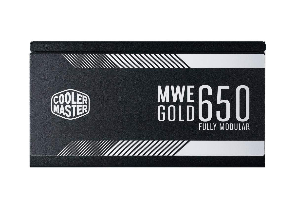 Cooler Master MPY-6501-AFAAG-US MWE 650 Gold Full Modular, 80+ Gold Certified 650W Power Supply, 5 Year Warranty by Cooler Master (Image #4)