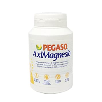 Pegaso Aximagnesio Food Supplement 100 Tablets