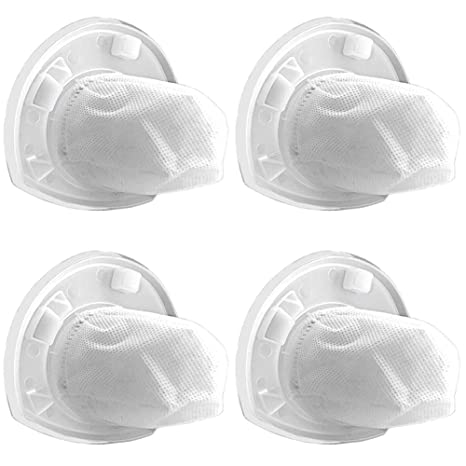 4 Pack Filter Replacement for Black and Decker DustBuster VF110 90558113