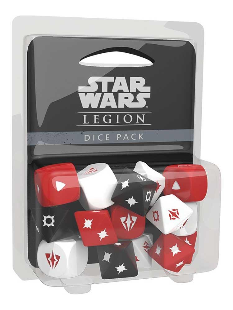 Fantasy Flight Games Star Wars: Legion - (SWL02) Dice Pack by Fantasy Flight Games
