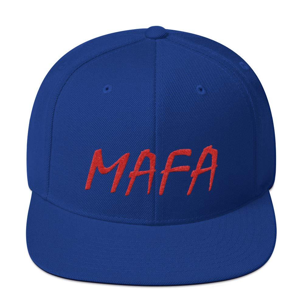Snapback Cap Move America Forward Again MAFA Red Embroidery