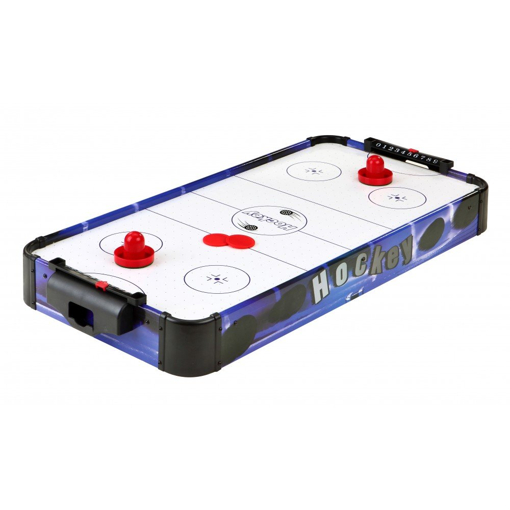 Blue Wave 32 Inch Air Hockey Table Top by Carmelli