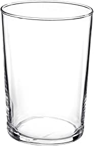 Bormioli Rocco Bodega Collection Glassware – Set Of 12 Maxi 17 Ounce Drinking Glasses For Water, Beverages & Cocktails – 17oz