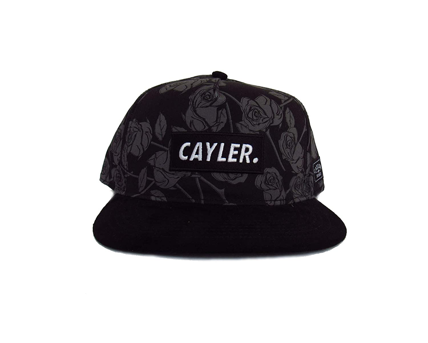 Cayler & Sons WL Statement Black Roses - Gorra para Hombre: Amazon ...
