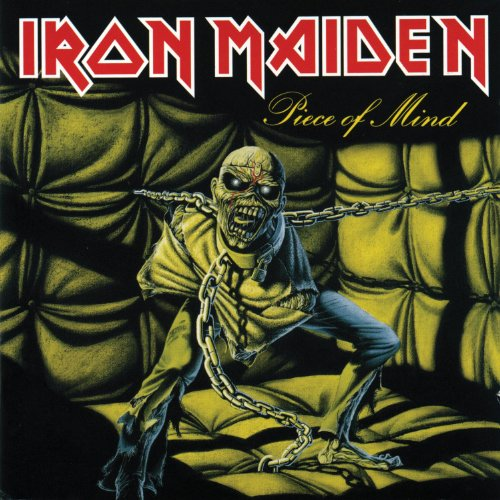 Iron Maiden - Piece Of Mind [lp] - Zortam Music