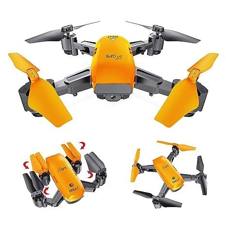 Quadcopter dron con cámara, Le idea7 dron GPS soportada, tomas ...