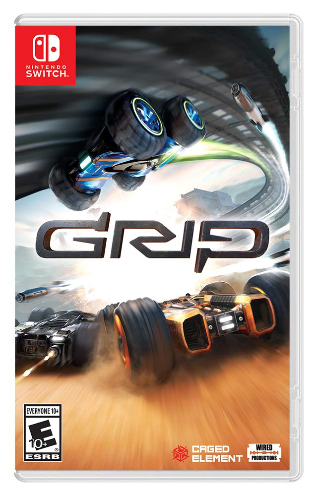 Grip: Combat Racing for Nintendo Switch [USA]: Amazon.es: Ui Entertainment: Cine y Series TV