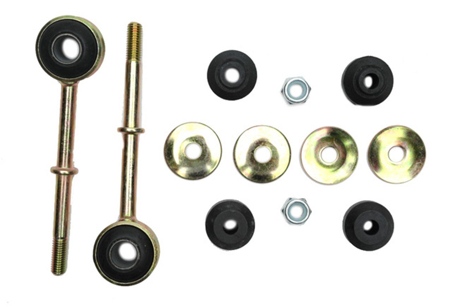 ACDelco 45G0054 Professional Front Suspension Stabilizer Bar Link Kit with Hardware