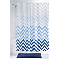 mDesign – Cortina de ducha con estampado
