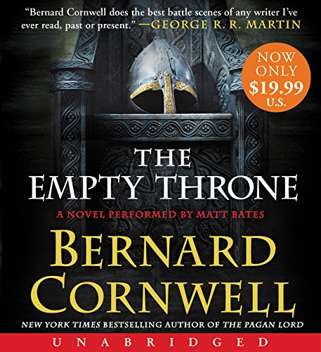 The Empty Throne Low Price CD: A Novel