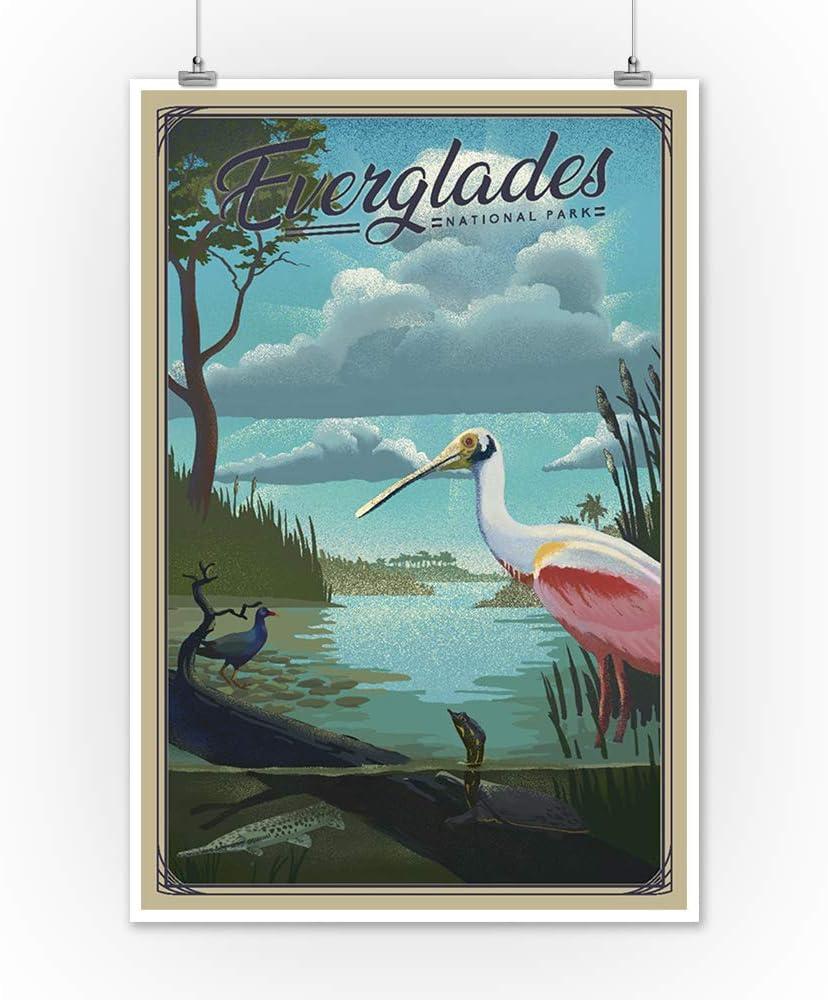 Everglades National Park Florida Trailblazer Series Collectors Patch FREE SHIP
