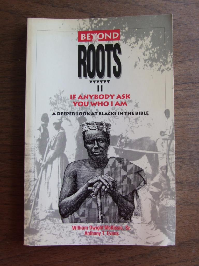 Read Online Beyond Roots II: If Anybody Ask You Who I Am (A Deeper Look at Blacks in the Bible) ebook