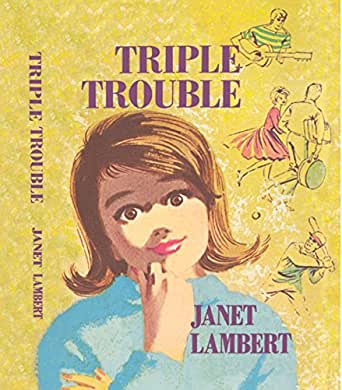 Triple Trouble (Cinda Hollister Series) - Kindle edition