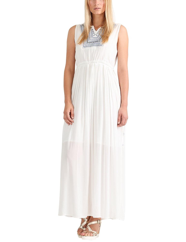 APART Fashion Damen Kleid Summer Highlights Blue Stripes