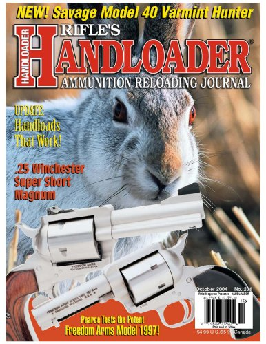 Handloader Magazine - October 2004 - Issue Number 231 ()
