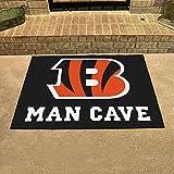 "Best FanMats Fans - Cincinnati Bengals Man Cave All-Star Rug 34""x45"" Review"