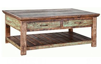 Amazon Com Rr Quality Rustic Cabana Coffee Table Cocktail