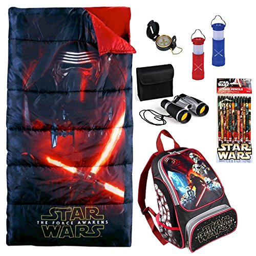 Star Wars The Force Awakens Bundle (17 Piece)