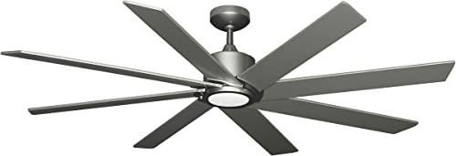 TroposAir Northstar 60-Inch DC Ceiling Fan