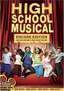 High School Musical (Encore Edition) from Buena Vista Home Entertainment / Disney