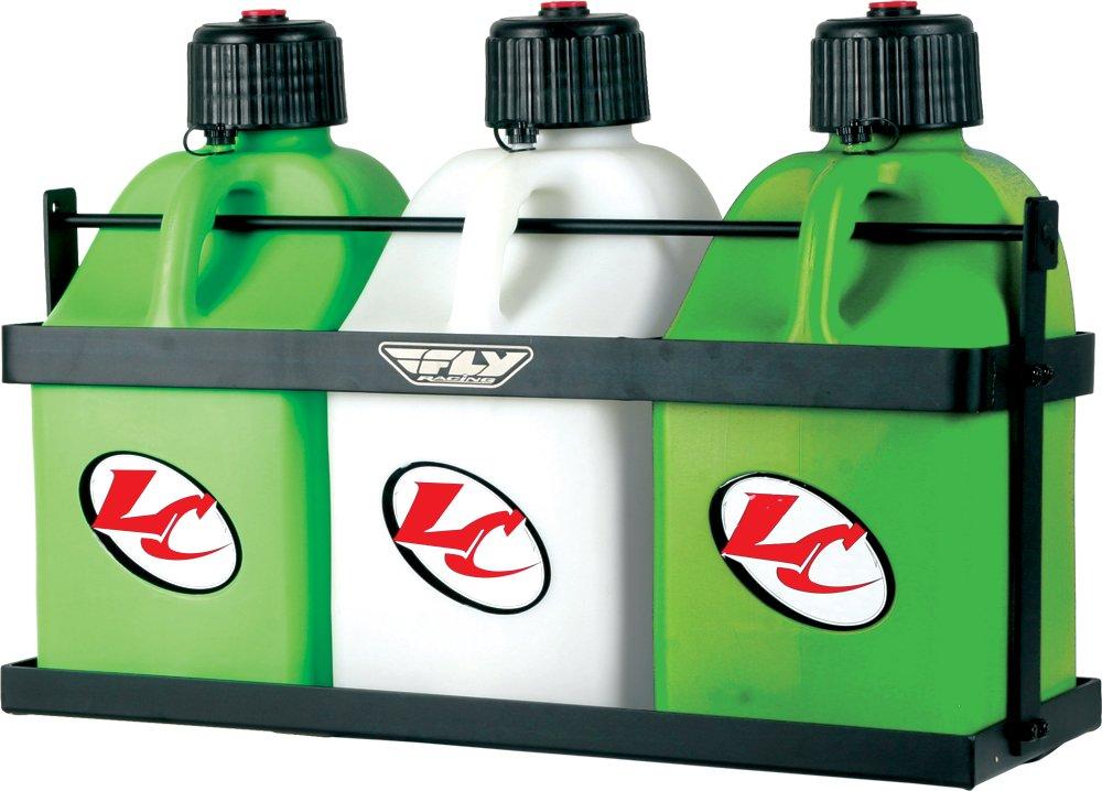 Fly Racing 52-4913 3-Jug Fuel Rack