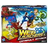 The Amazing Spider-Man Web Launchers Catapult Attack