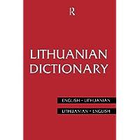 Lithuanian Dictionary: Lithuanian-English, English-Lithuanian